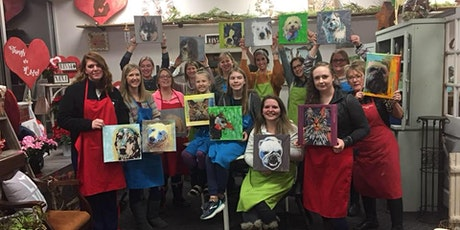 Paint your Pet or Favorite Person tickets