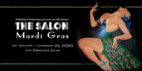 THE SALON: Mardi Gras (Feb 25th) tickets