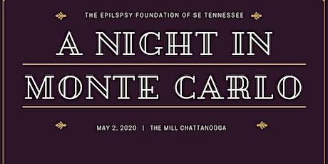 A Night in Monte Carlo tickets