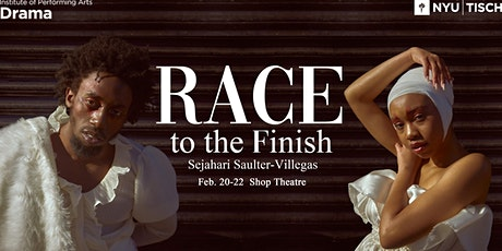 RACE To The Finish by Sejahari Saulter-Villegas tickets