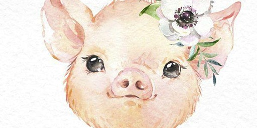 Tipsy Thursday: Hippy Piglet
