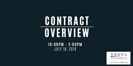 Contracts Overview tickets