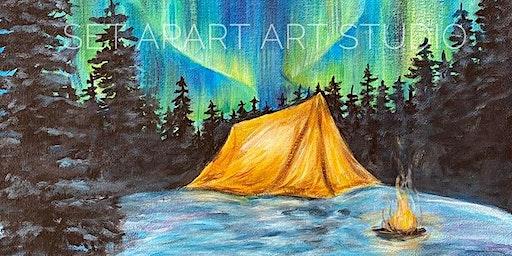 Night Lights-Acrylic Painting Workshop