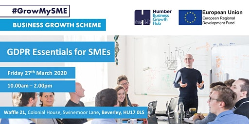 GDPR Essentials for SMEs