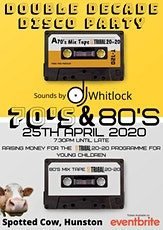 Double Decade Disco Party 70's & 80's tickets