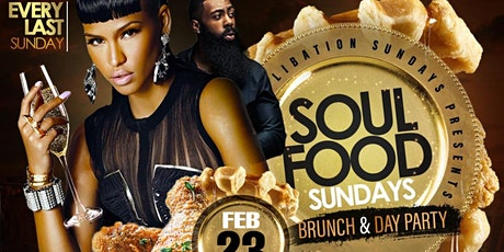 SOUL FOOD SUNDAYS BRUNCH & DAY PARTY #VegasWorld tickets