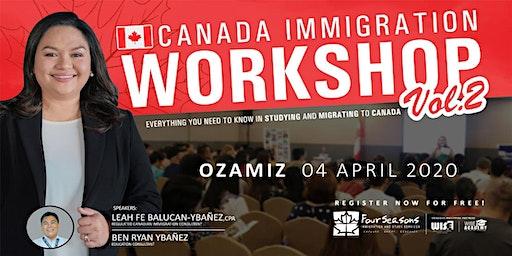 Canada Immigration Workshop - OZAMIZ