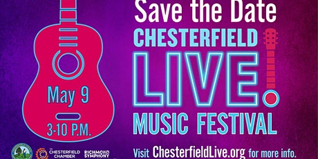 Chesterfield LIVE! tickets