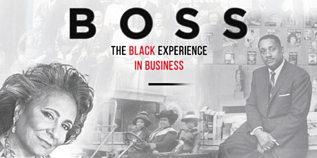 Boss: Black Experience in Business tickets