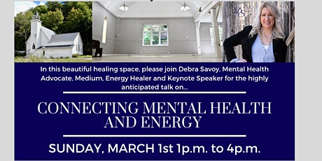 Connecting Mental Health and Energy Seminar tickets