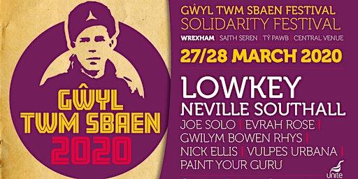 Gŵyl Twm Sbaen Festival Day Event