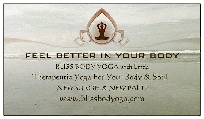 Bliss Body Yoga in Newburgh with Linda