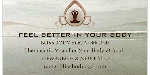 Bliss Body Yoga in Newburgh with Linda