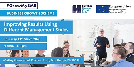 Improving Results Using Different Management Styles tickets