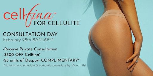 Cellfina Consultation Day Event