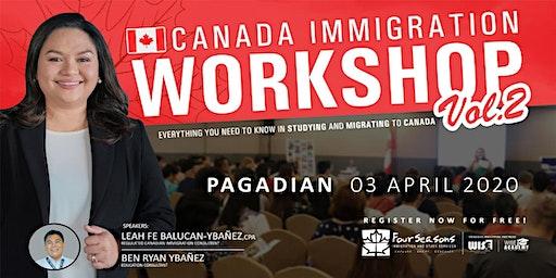 Canada Immigration Workshop - PAGADIAN