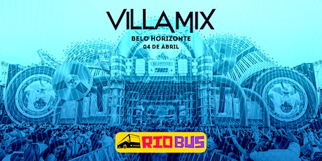 Excursão Villa Mix BH tickets