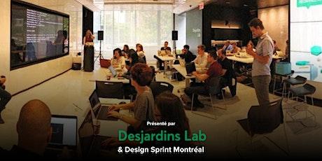 Atelier pratique de résolution de problème grâce au Design Sprint! billets