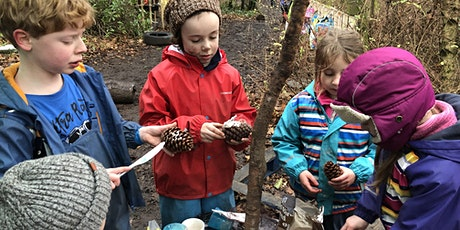 Half term Forest School Session tickets