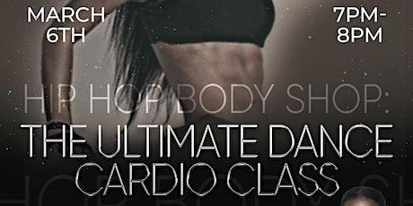Hip Hop Body  Shop:  Dance Cardio Class tickets