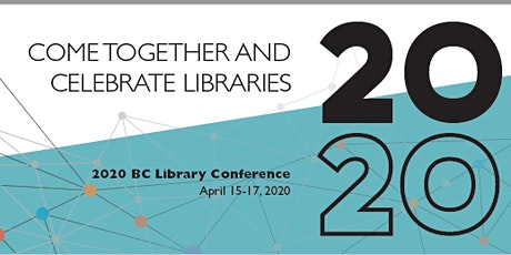 2020 BC Library Conference Delegate Registration tickets