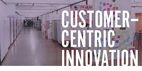 Customer-Centric Innovation - October 2020 tickets