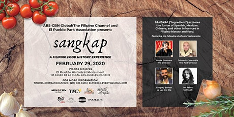 Sangkap: A Filipino Food History Experience tickets