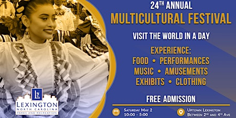 24th Annual Multicultural Festival tickets