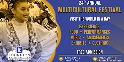 24th Annual Multicultural Festival