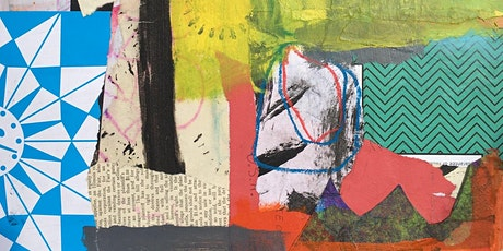 Explore the Creative Process with Collage Workshop tickets