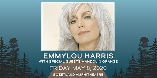 Emmylou Harris with special guests Mandolin Orange
