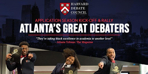 Harvard Diversity Project Application Kick-Off & Rally