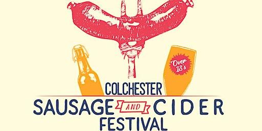 Sausage And Cider Fest - Colchester
