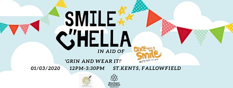 SMILECHELLA - A festival themed Family Funday tickets