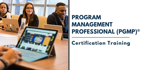 PgMP 3 Days Classroom Training in Prince George, BC tickets