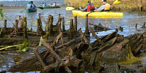 Ghost Fleet Public Paddle-Sultana Education Foundation