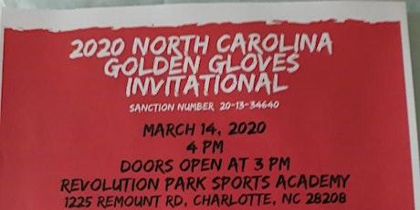2020 North Carolina Golden Gloves Invitational tickets