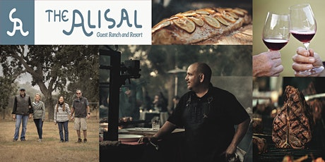 FOXEN Winemaker Dinner at The Alisal Guest Ranch & Resort tickets