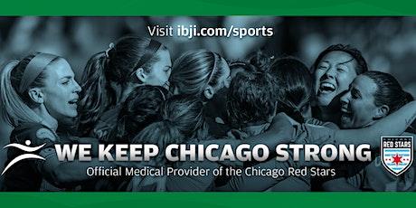 IBJI Chicago Red Stars Soccer Skills Clinic tickets