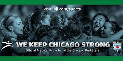 IBJI Chicago Red Stars Soccer Skills Clinic