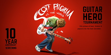 Scott Pilgrim vs the World + Guitar Hero Tournament! tickets
