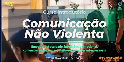 Curso Comunicação Não Violenta: A Linguagem da Empatia e da Resolução de Conflitos | Módulo I (Março_2020)