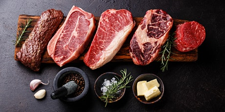 Butcher's Block Five-Course Prime Steak Dinner with Wine Pairings tickets