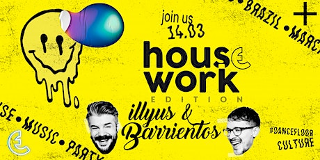 House Work Edition - Chapter 2 ingressos