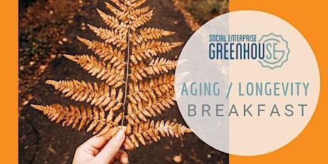 Aging/Longevity Networking Breakfast - February 2020 tickets