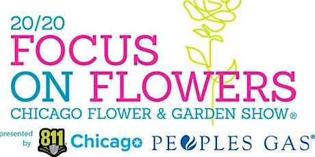 Chicago Flower and Garden Show tickets