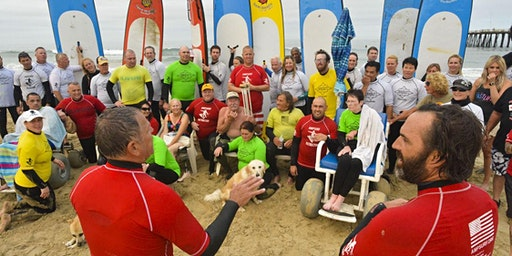 AMPSURF Learn to Surf Clinic - Oregon
