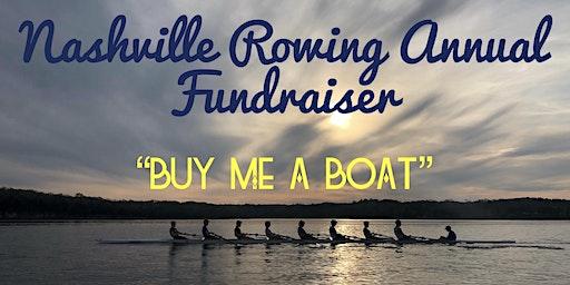 "2020 Nashville Rowing ""Buy Me a Boat"" Fundraiser"
