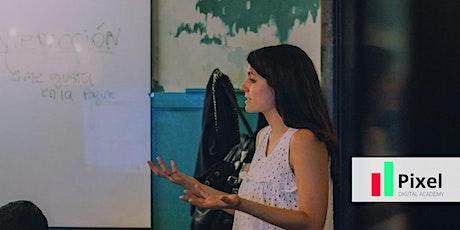 Workshop Marca Personal en Redes Sociales entradas