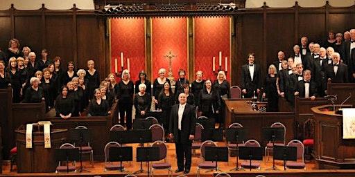 Santa Santa Barbara Master Chorale sings Haydn's The Creation